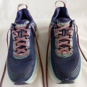 Hoka One One Bondi 6 Womens Running Shoes 10